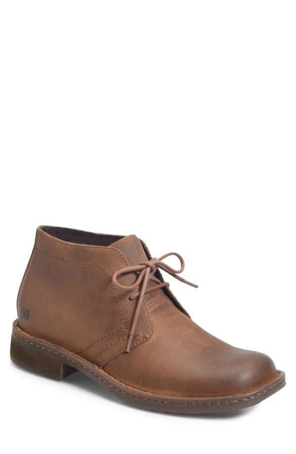 Men's B?rn 'Harrison' Chukka Boot, Size 13 M - Brown (Online Only)