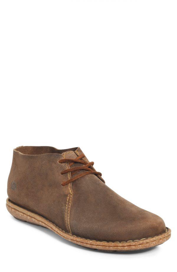 Men's B?rn Nash Chukka Boot, Size 12 M - Brown