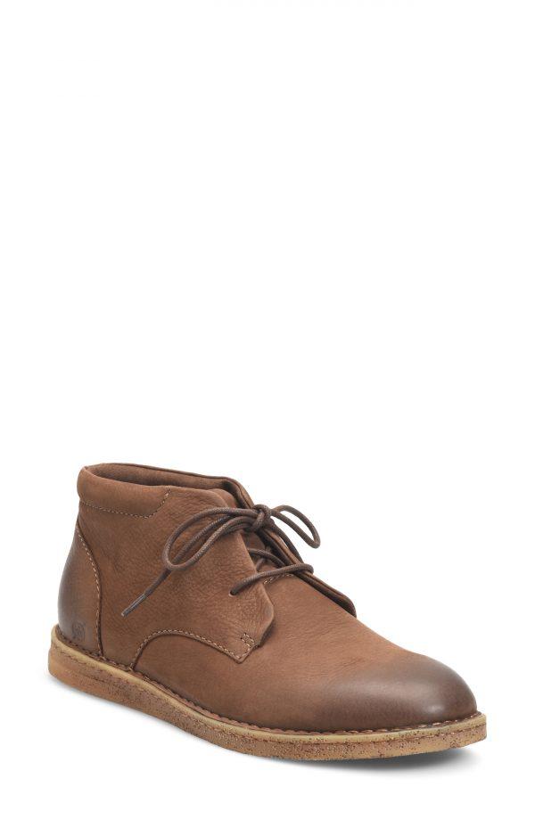 Men's B?rn Sampson Chukka Boot, Size 8 M - Brown