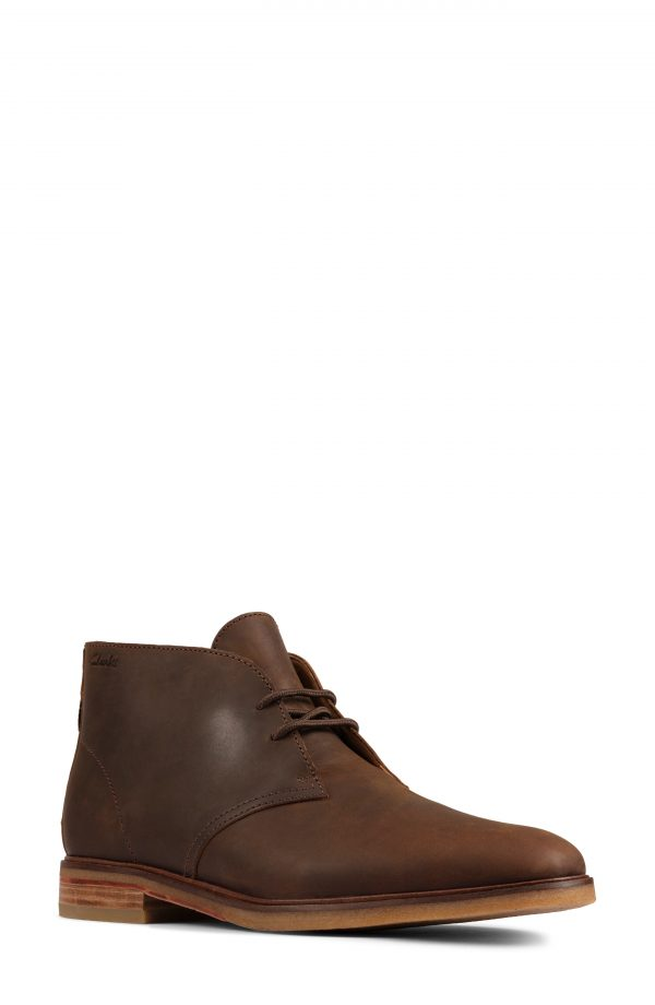 Men's Clarks Clarkdale Chukka Boot, Size 13 M - Brown