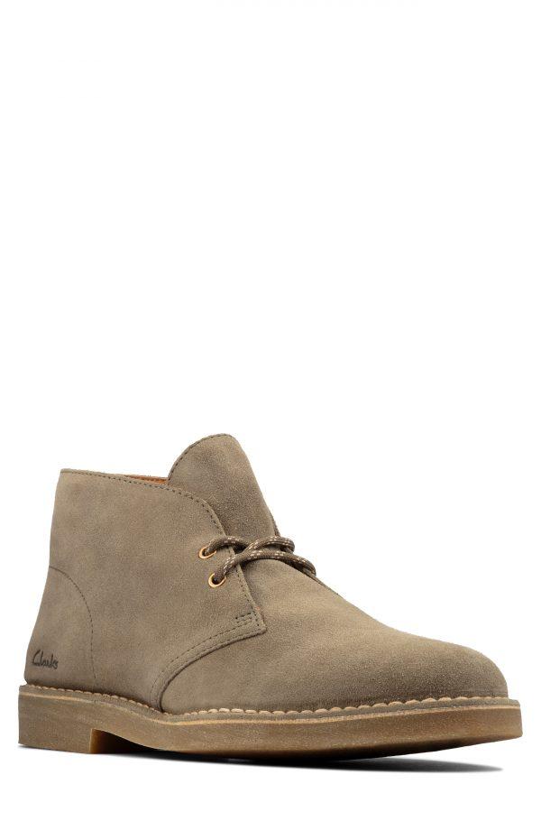 Men's Clarks Desert 2 Chukka Boot, Size 7 M - Green