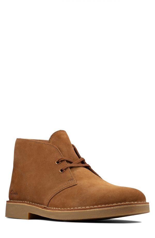 Men's Clarks Desert 2 Chukka Boot, Size 9 M - Brown