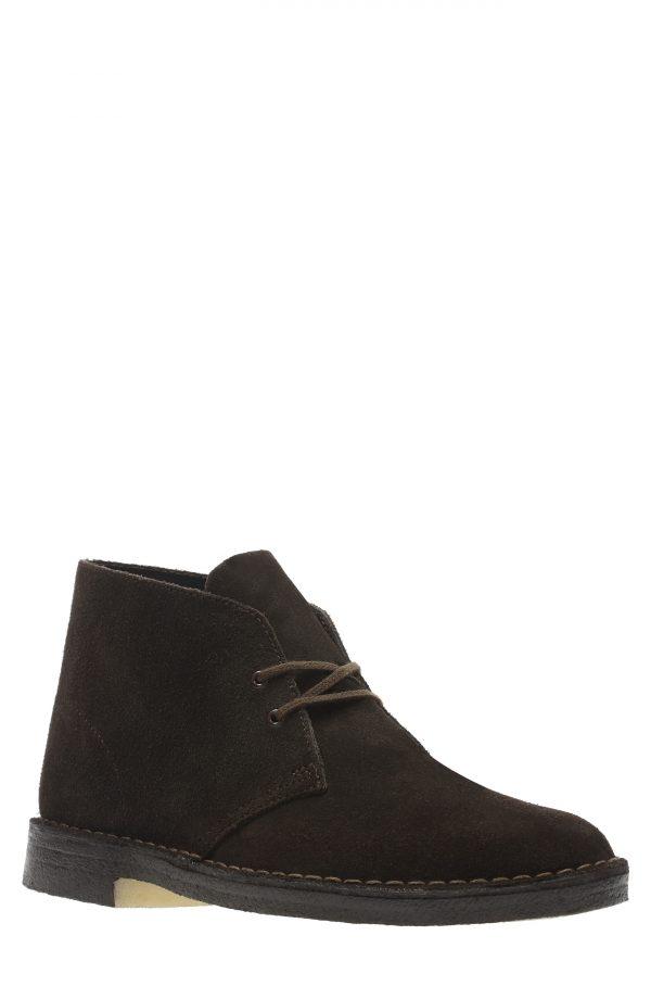 Men's Clarks Desert Chukka Boot, Size 7.5 M - Brown