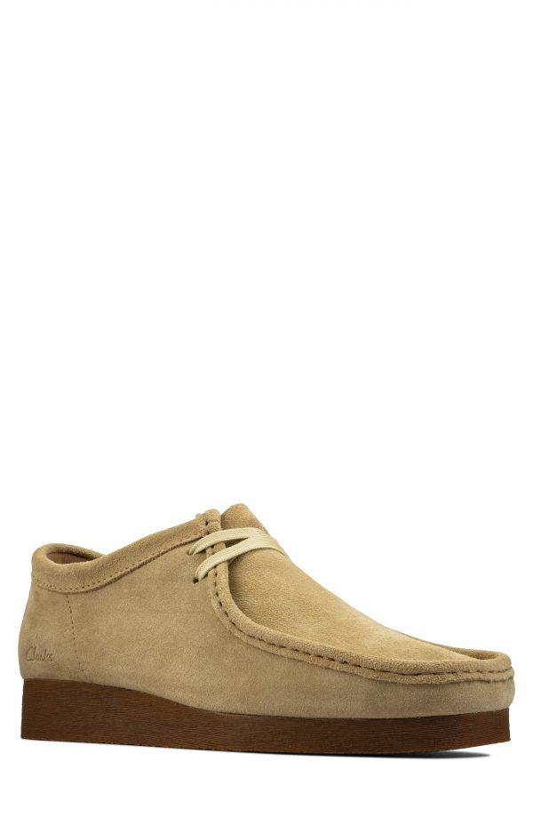 Men's Clarks Wallabee 2 Chukka Boot, Size 10.5 M - Brown