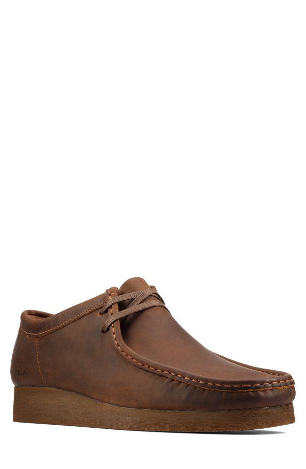 Men's Clarks Wallabee 2 Chukka Boot, Size 11 M - Brown