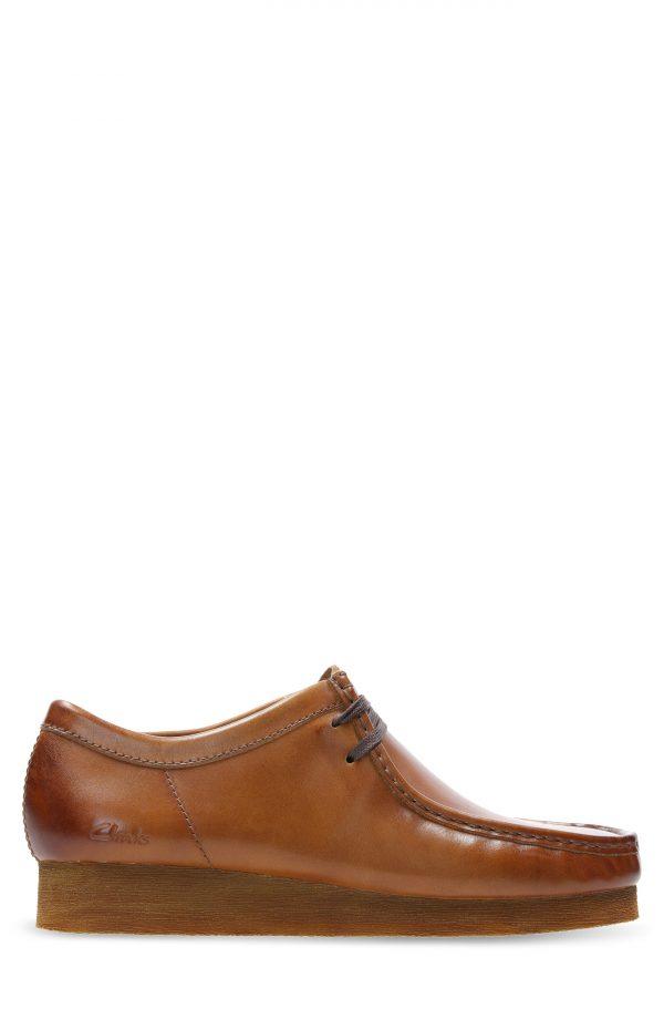 Men's Clarks Wallabee 2 Chukka Boot, Size 7 M - Beige