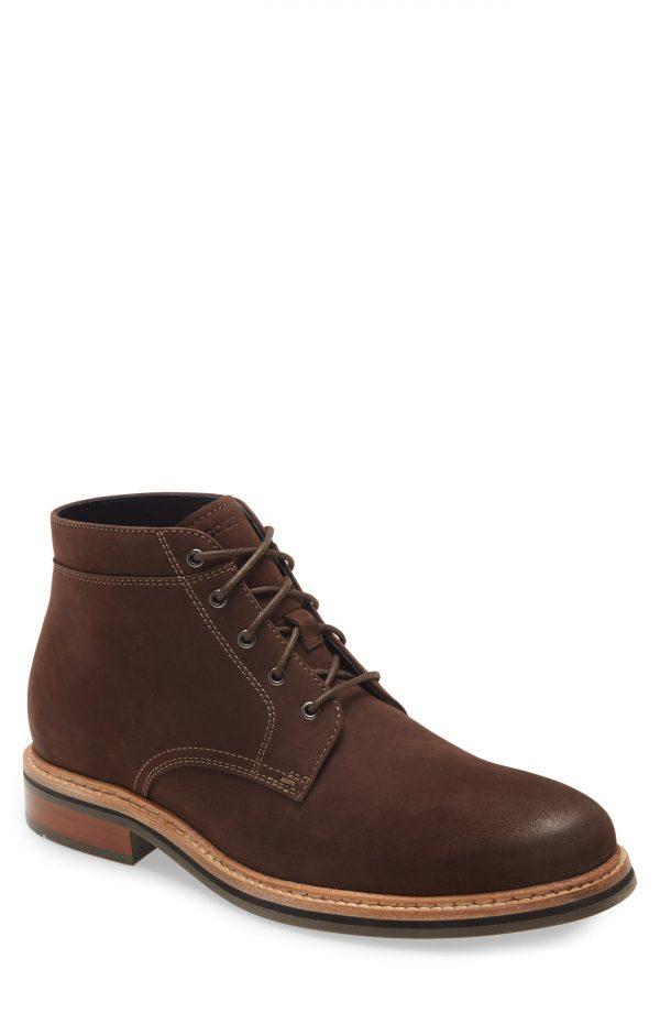 Men's Cole Haan Frankland Grand Waterproof Chukka Boot, Size 7 M - Brown