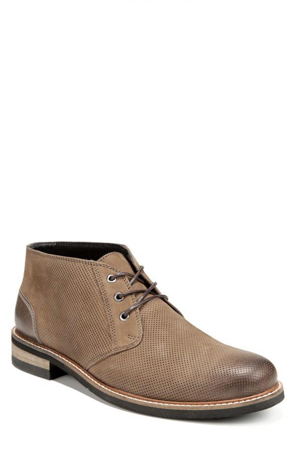 Men's Dr. Scholl's Willing Chukka Boot, Size 11.5 M - Beige