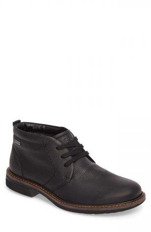 Men's Ecco Turn Gore-Tex Waterproof Chukka Boot, Size 5-5.5US - Black