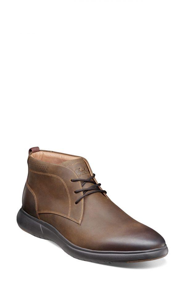 Men's Florsheim Flair Chukka Boot, Size 10.5 EEE - Brown