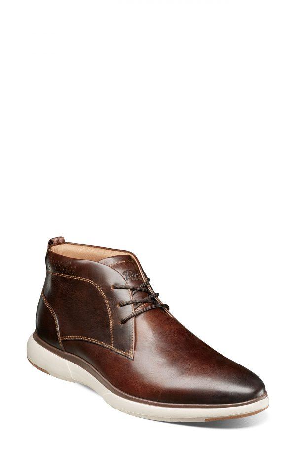 Men's Florsheim Flair Chukka Boot, Size 7.5 D - Brown