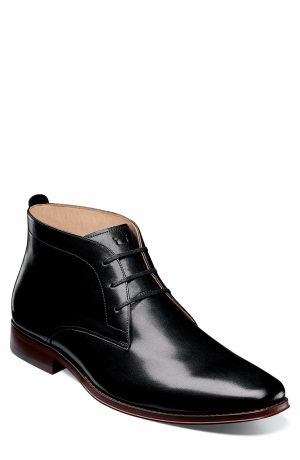 Men's Florsheim Imperial Palermo Chukka Boot, Size 8.5 D - Black