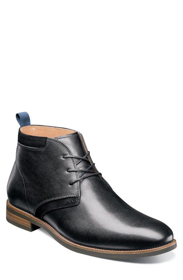 Men's Florsheim Uptown Chukka Boot, Size 7 D - Black