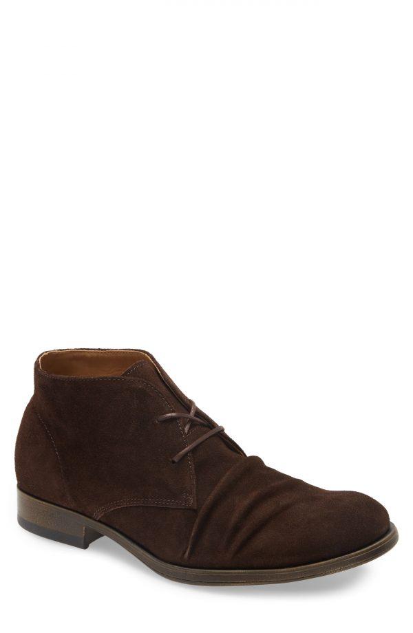 Men's Fly London Muro Chukka Boot, Size 7US - Brown