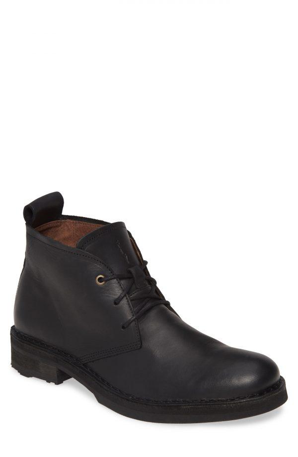 Men's Fly London Rode Chukka Boot, Size 8US - Black