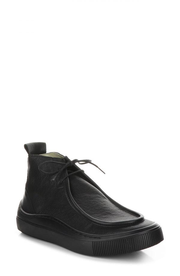 Men's Fly London Syas Chukka Boot, Size 10US - Black