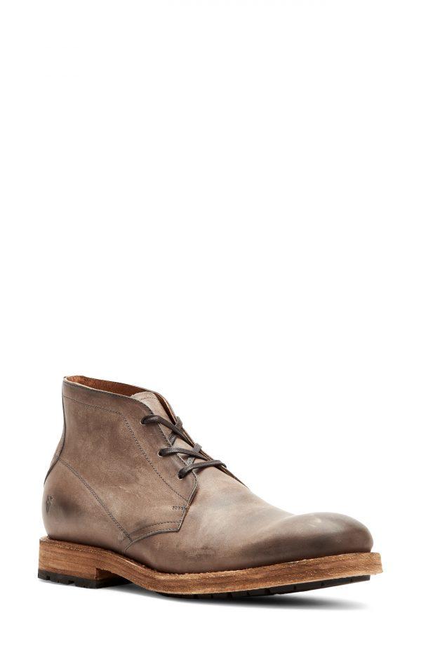 Men's Frye Bowery Chukka Boot, Size 12 M - Brown