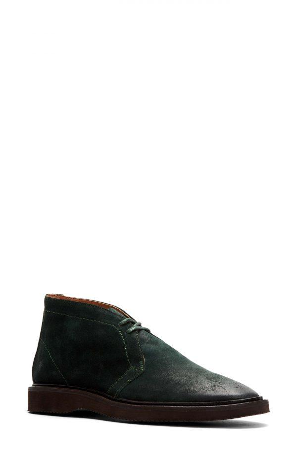 Men's Frye Paul Chukka Boot, Size 12 M - Green