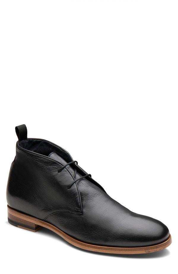 Men's Gordon Rush Joel Chukka Boot, Size 9.5 M - Black