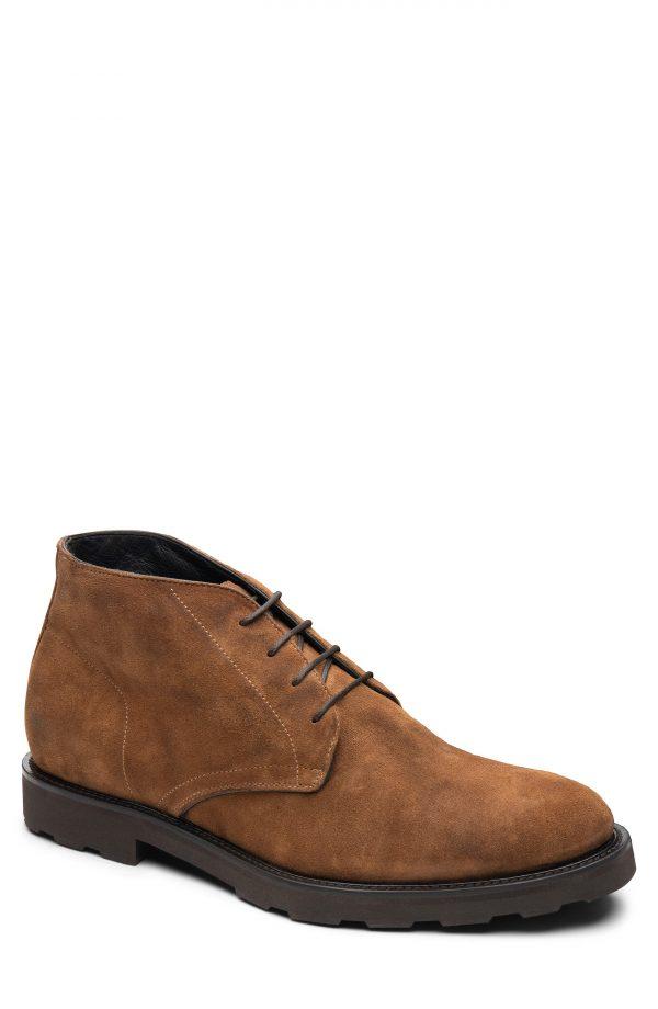 Men's Gordon Rush Wesley Chukka Boot, Size 12 M - Brown