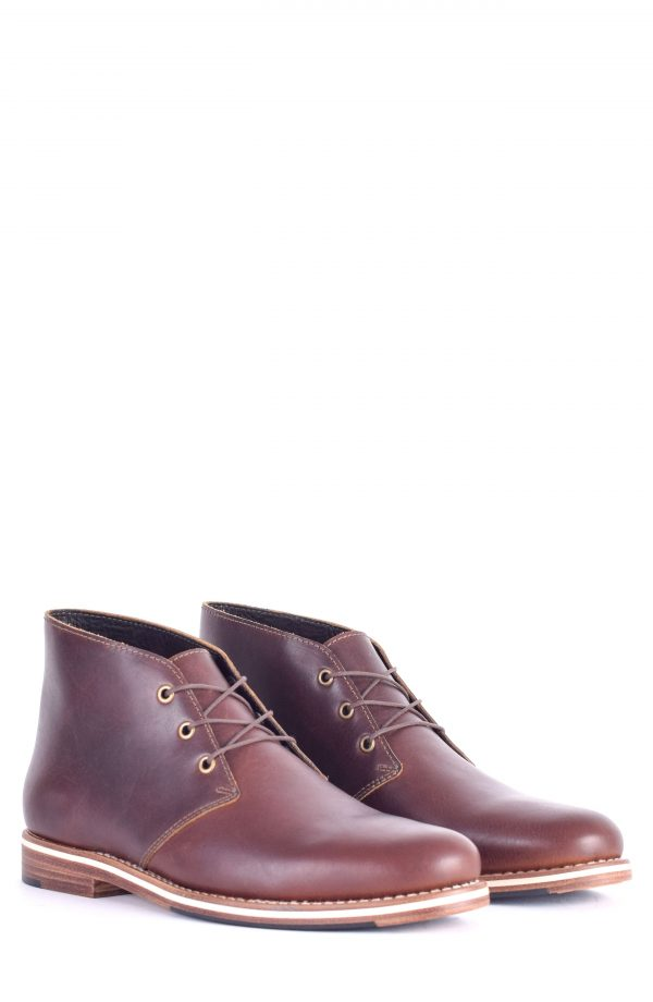 Men's Helm Declan Chukka Boot, Size 15 M - Brown