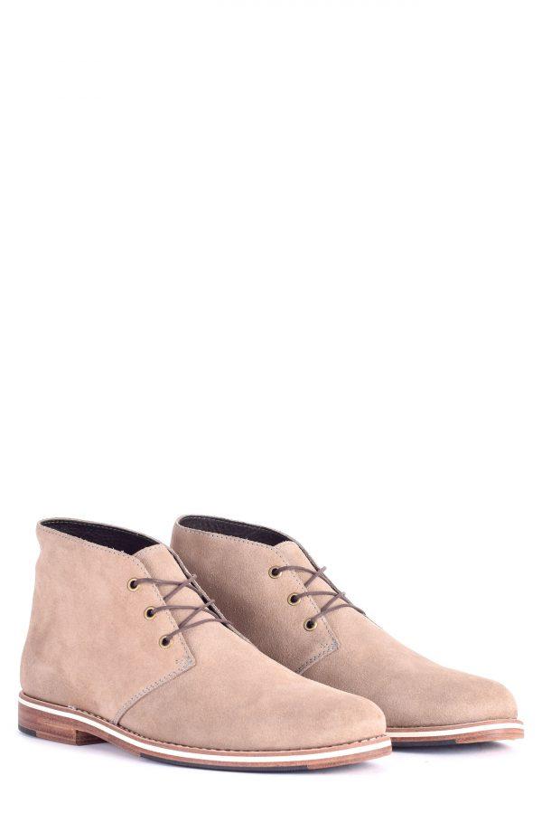 Men's Helm Declan Chukka Boot, Size 7 M - Brown