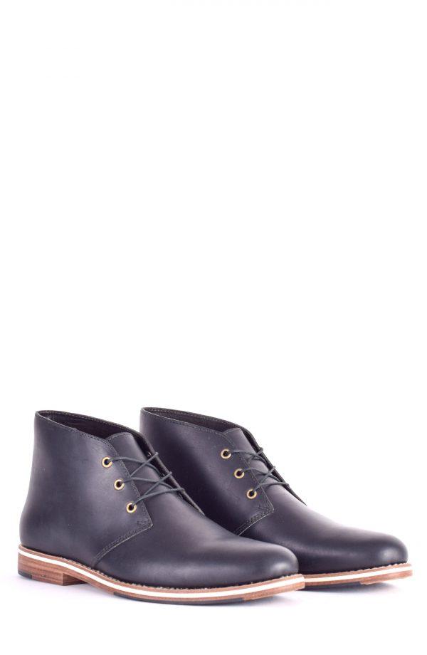 Men's Helm Declan Chukka Boot, Size 8.5 M - Black