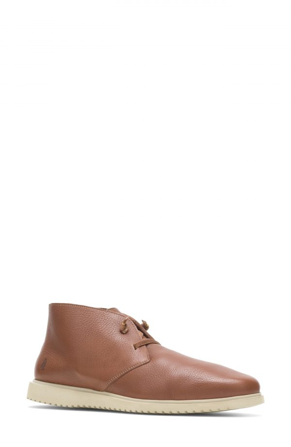 Men's Hush Puppies The Everyday Water Resistant Chukka Boot, Size 7 M - Brown