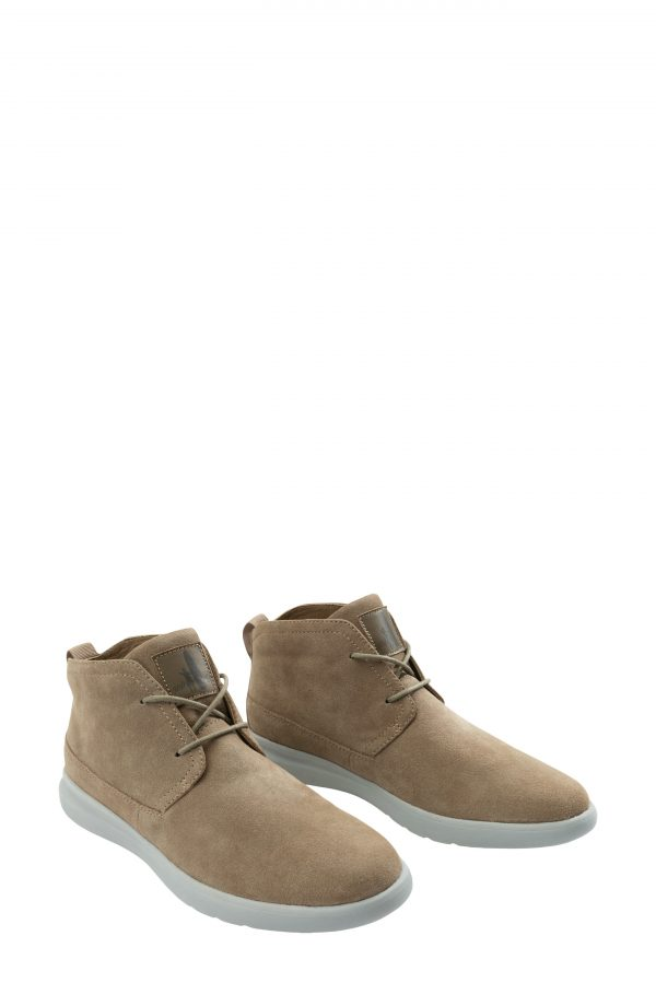 Men's Johnnie-O The Chill Water Resistant Chukka Boot, Size 13 M - Beige