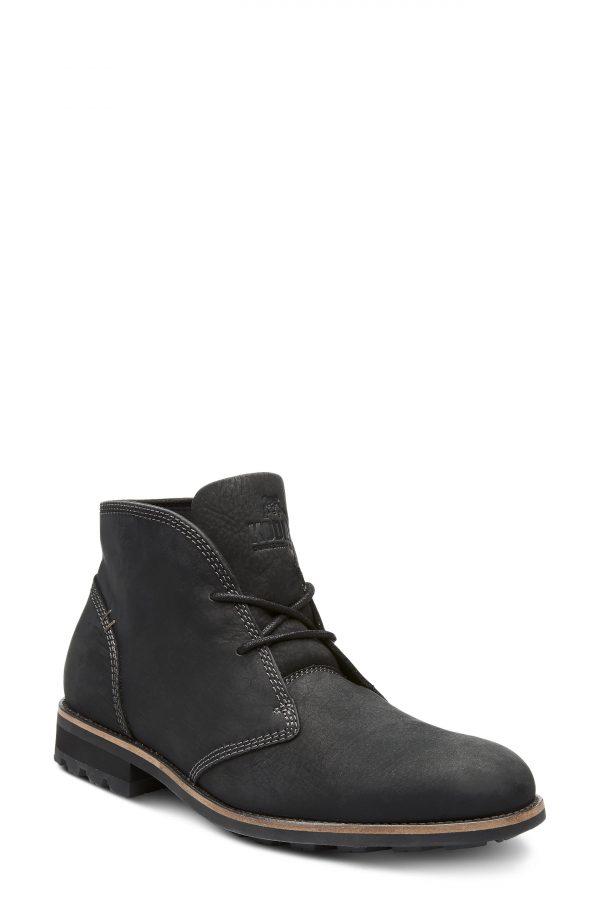 Men's Kodiak Mckernan Waterproof Chukka Boot, Size 9.5 M - Black
