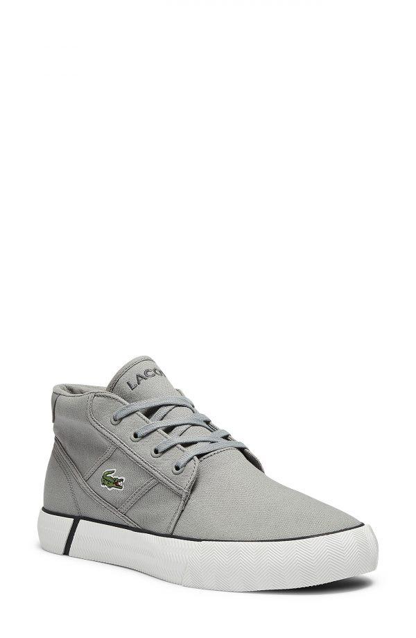 Men's Lacoste Gripshot Chukka Boot, Size 9 M - Grey