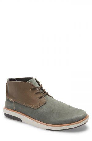 Men's Olukai Kalia Puki Chukka Boot, Size 7 M - Green