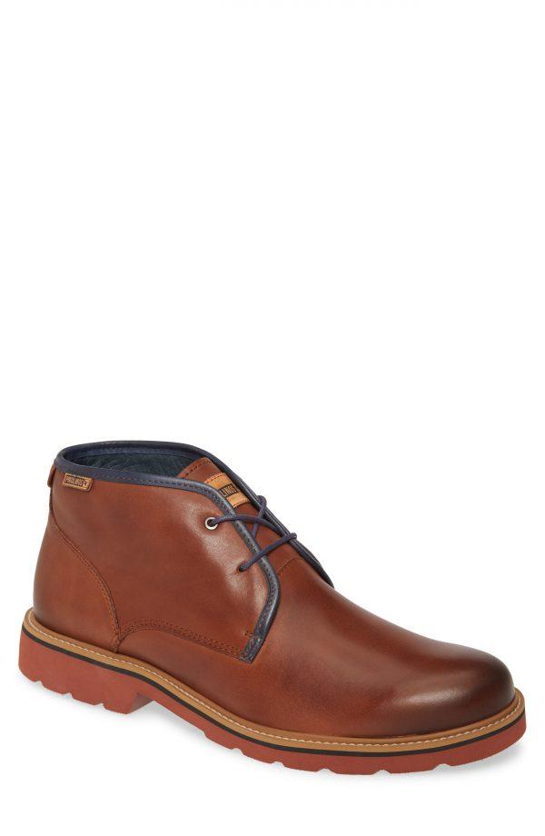 Men's Pikolinos Bilbao Chukka Boot, Size 11.5-12US - Brown
