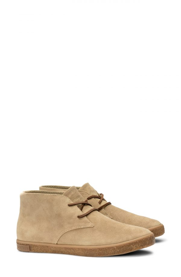 Men's Seavees Sun-Tans Chukka Boot, Size 8 M - Beige