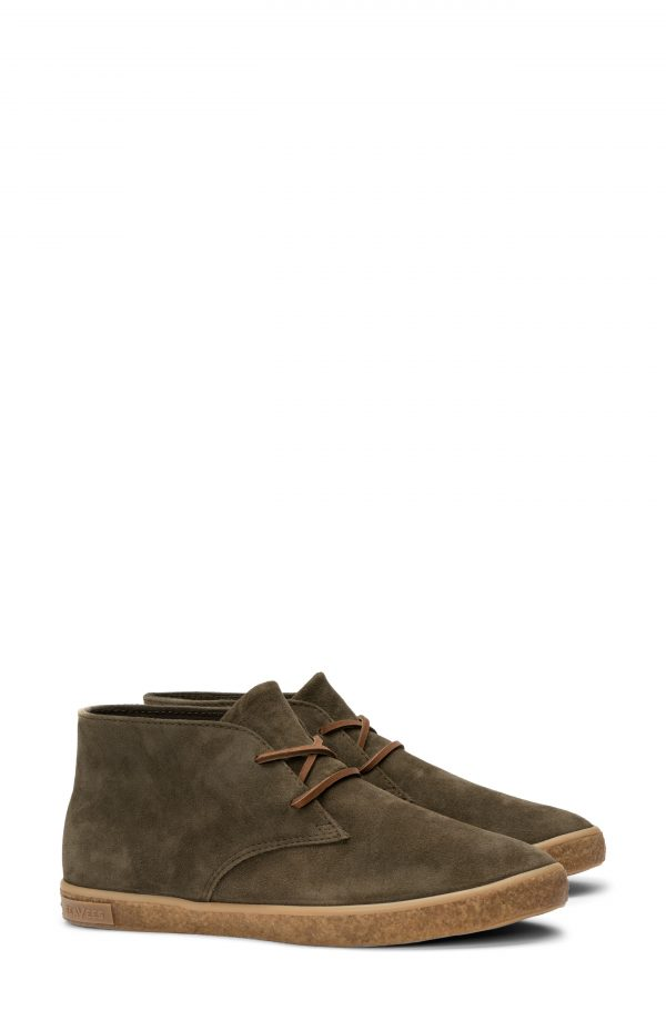 Men's Seavees Sun-Tans Chukka Boot, Size 8.5 M - Grey