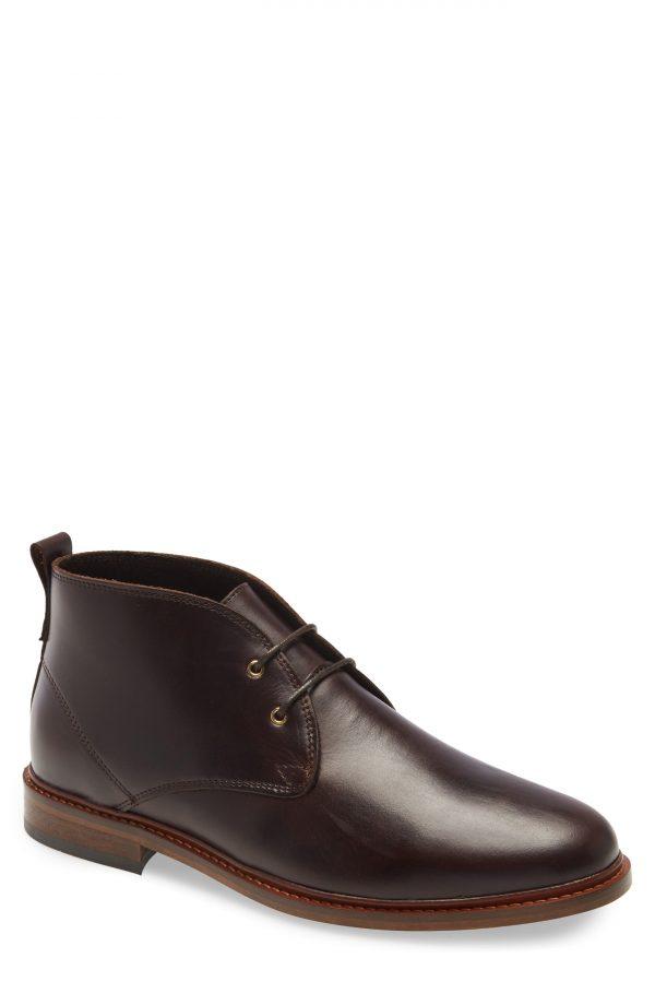Men's Shoe The Bear Phoenix Chukka Boot, Size 7US - Brown