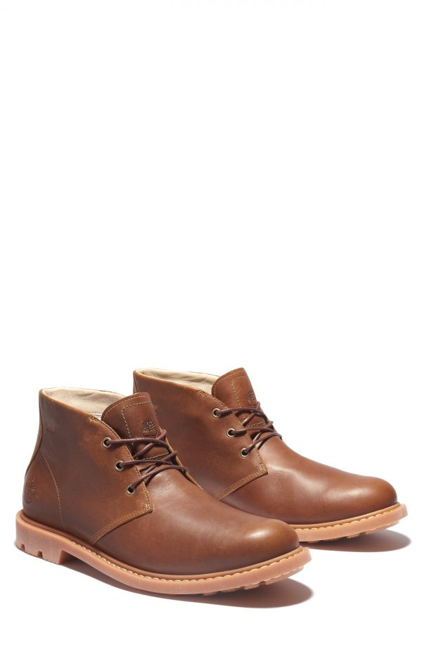 Men's Timberland Belanger Waterproof Chukka Boot, Size 7.5 M - Brown