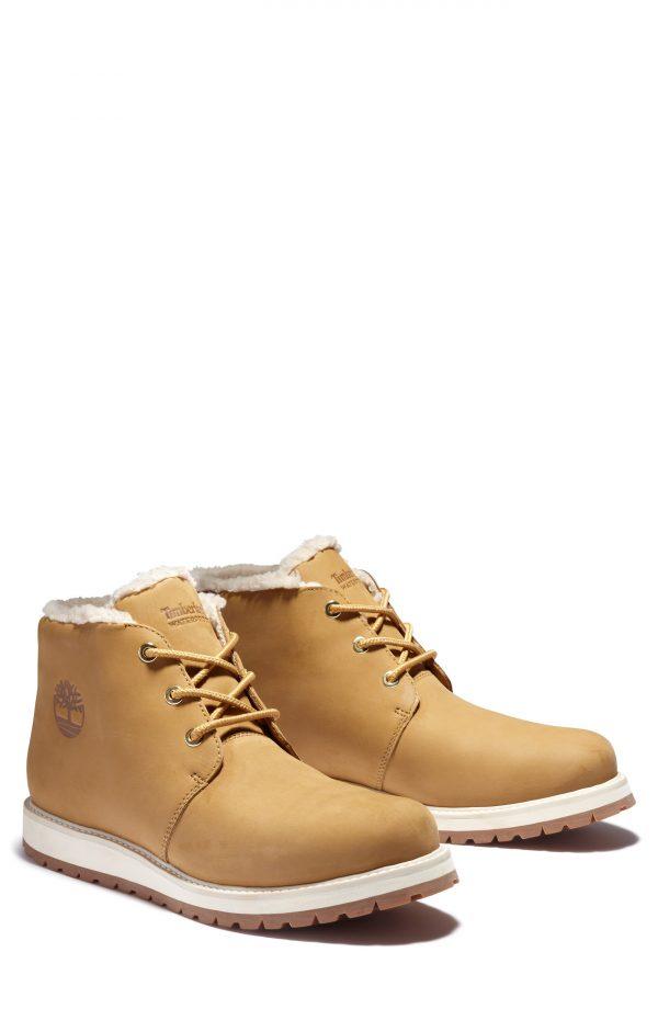 Men's Timberland Richmond Ridge Waterproof Chukka Boot, Size 10 M - Brown