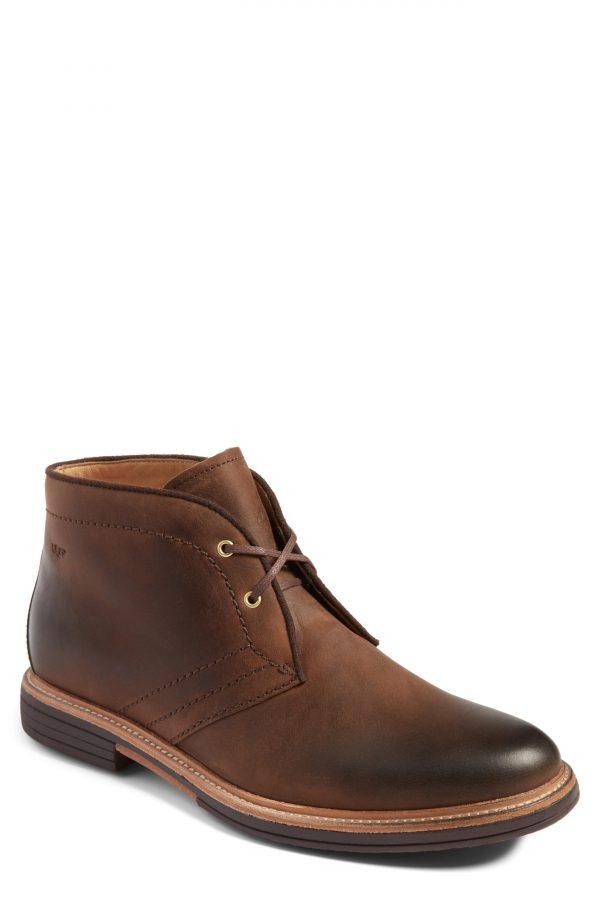Men's UGG Dagmann Chukka Boot, Size 7 M - Brown