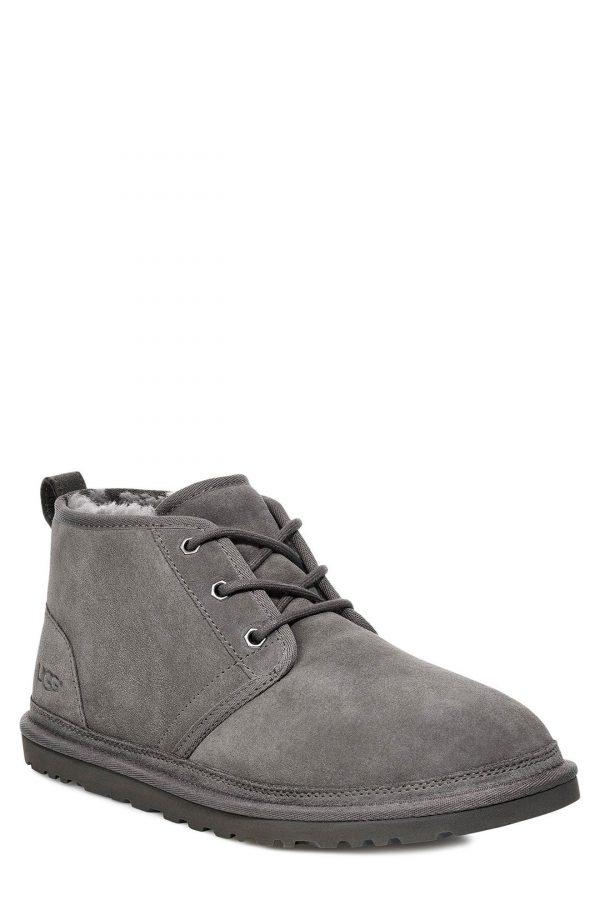 Men's UGG Neumel Chukka Boot, Size 11 M - Grey