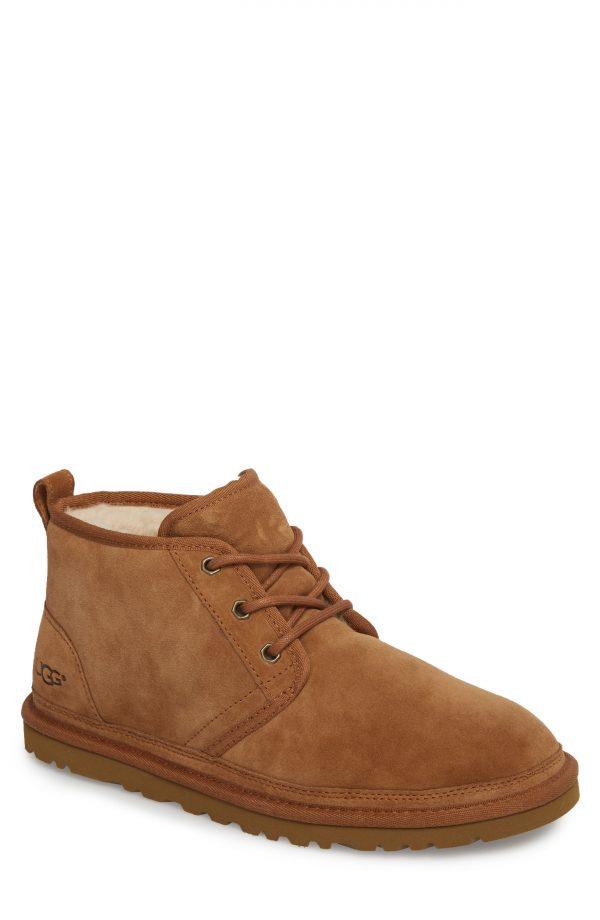 Men's UGG Neumel Chukka Boot, Size 5 M - Brown