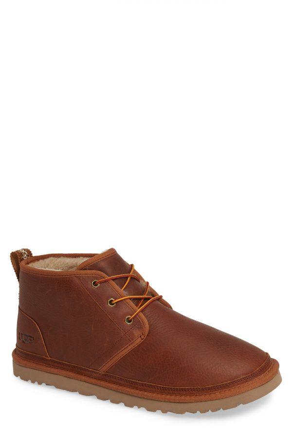 Men's UGG Neumel Chukka Boot, Size 6 M - Brown