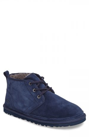Men's UGG Neumel Chukka Boot, Size 7 M - Blue
