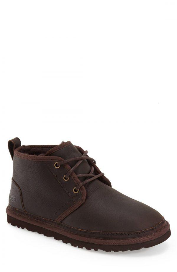 Men's UGG Neumel Chukka Boot, Size 8 M - Brown