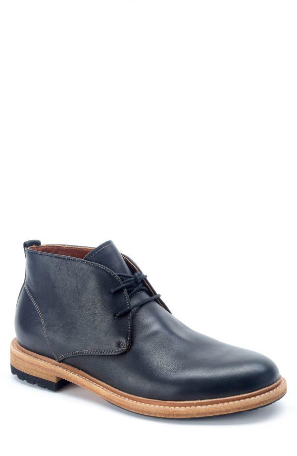 Men's Warfield & Grand Holmes Chukka Boot, Size 8 M - Black