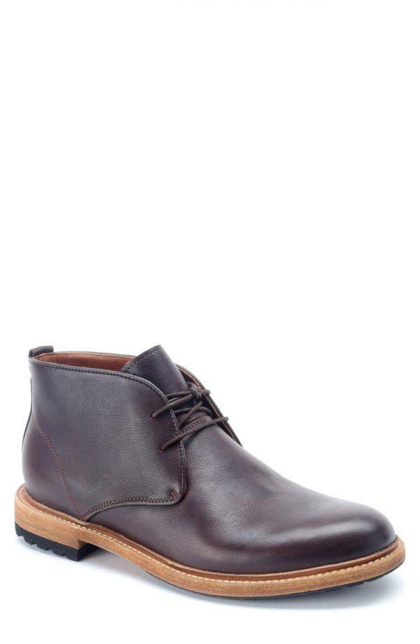 Men's Warfield & Grand Holmes Chukka Boot, Size 9 M - Brown