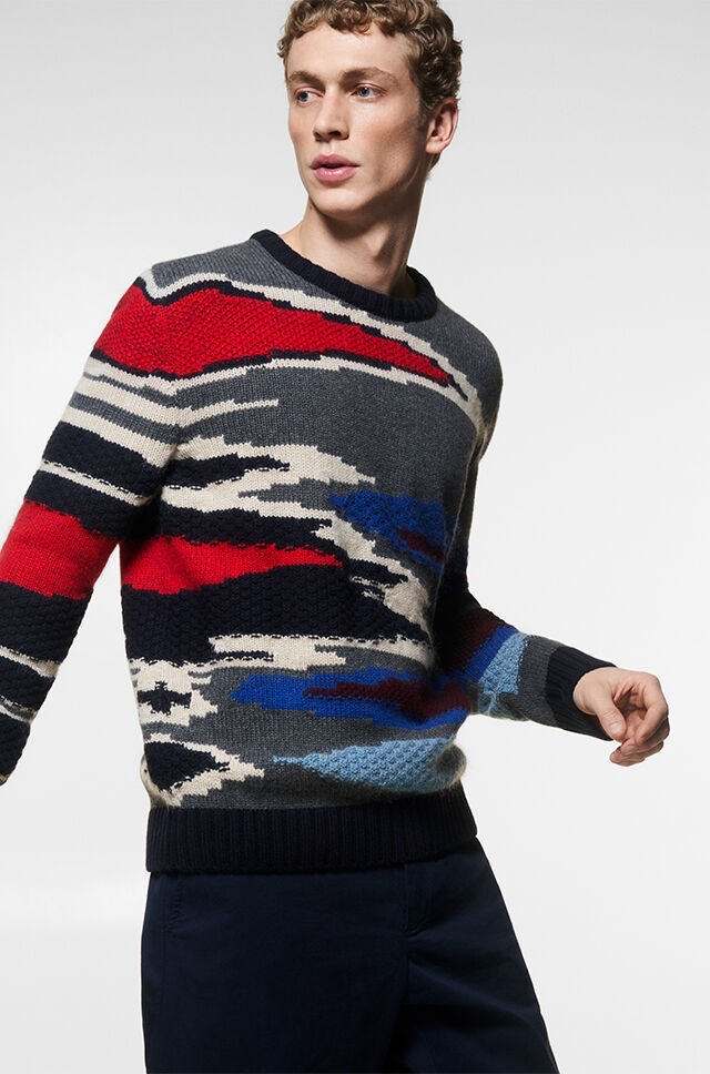 Missoni Translates Urban Wear for Fall '21 Collection