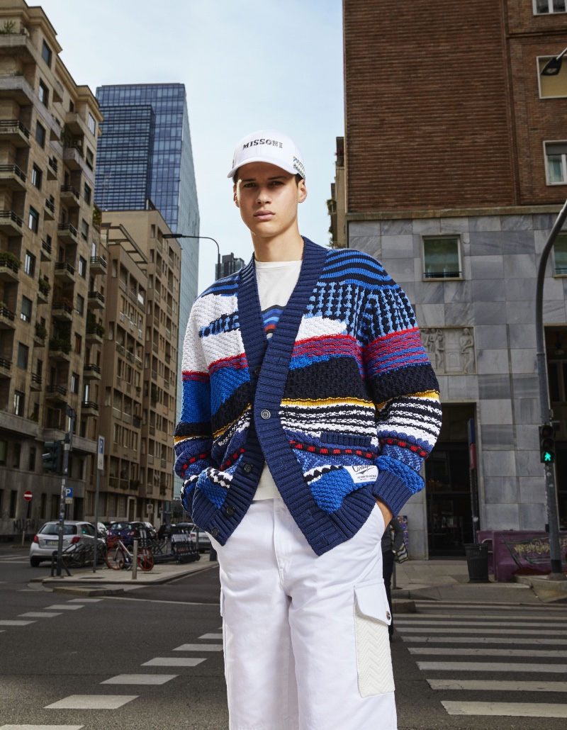 Missoni Revisits House Codes for Modern Spring '22 Wardrobe
