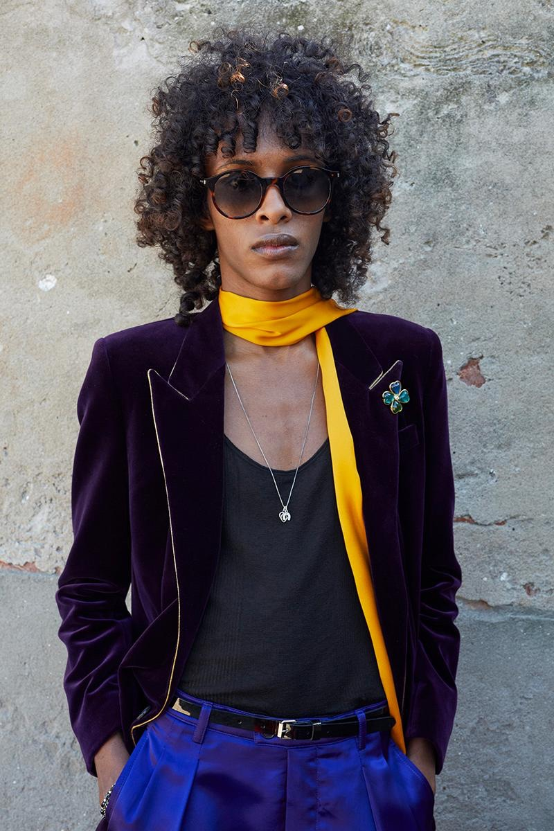 Saint Laurent Takes to Venice with Dark Spring '22 Collection