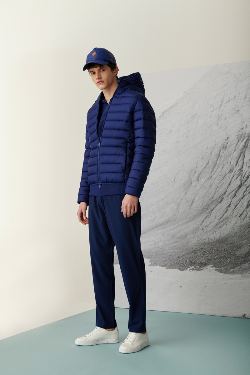Save The Duck Makes an Elemental Play with Smart Fall Collection